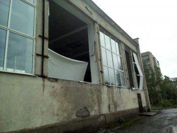 Дворцу молодёжи Нижнего Тагила ураганом нанесён ущерб в полмиллиона рублей