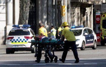 Число жертв терактов в Каталонии выросло до 14 человек