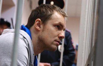 Фигурант «болотного дела» Дмитрий Ишевский вышел на свободу