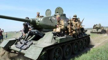 День танкиста в Нижнем Тагиле
