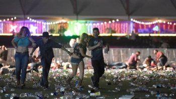 В результате стрельбы в Лас-Вегасе погибли двое и ранены 24 человека (ВИДЕО)