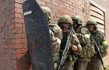 ТАСС: В Чечне при нападении на военную часть Росгвардии убиты шесть боевиков