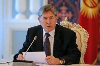 Президент Киргизии пообещал убрать российскую базу с территории страны