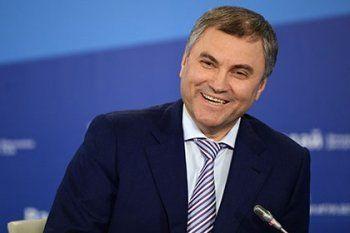 Володин вошёл в тройку самых влиятельных политиков России