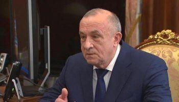 Путин уволил главу Удмуртии