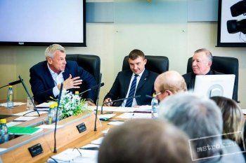 Мэр Нижнего Тагила Сергей Носов возглавил местное отделение «Единой России»