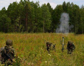 В Нижнем Тагиле впервые прошли боевые учения Национальной гвардии