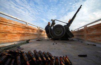 Россия заявила об усилении сирийской ПВО