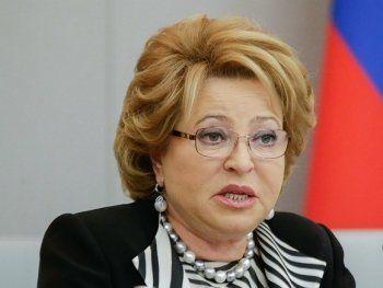 Матвиенко внесла в Думу законопроект об ужесточении контроля за продажей SIM-карт