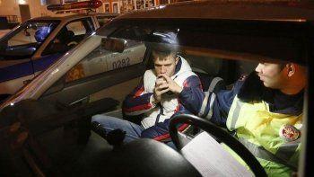 МВД предложило ужесточить наказание за отказ от проверки на алкоголь