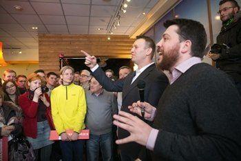 Штабу Навального в Екатеринбурге согласовали все заявки на митинг 12 июня