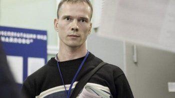 Ильдара Дадина за чтение Конституции на Красной площади оштрафовали на 20 тысяч рублей