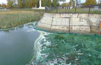 Плотину на Черноисточинском пруду отремонтируют в 2018 году
