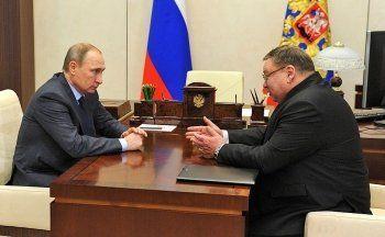 Путин отправил в отставку губернатора Ивановской области