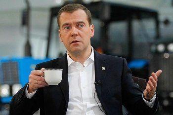 Медведев исключил возможность отмены антироссийских санкций