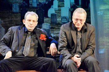 В День защитника Отечества театр Джигарханяна презентует в Нижнем Тагиле «божественную комедию жизни»