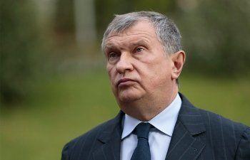 «Роснефть» на запрос «Дождя» о незаконной мигалке автомобиля Сечина послала журналистов на четыре буквы