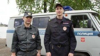 Тагильские полицейские спасли ребёнка из задымлённой квартиры