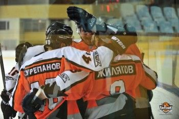 «Спутник» оказался сильнее одного из лидеров  чемпионата ВХЛ