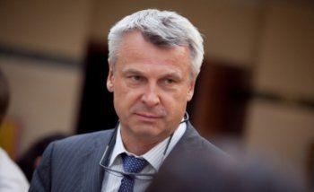Будущий руководитель «Тагилэнерго» приехал на Иннопром и провел переговоры с Носовым