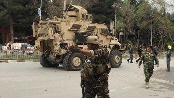 ИГ взяло на себя ответственность за атаку на военных НАТО в Кабуле