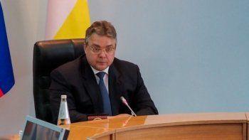 СМИ: Губернатор Ставрополья ушёл в отставку после прямой линии с президентом