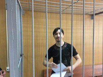 Обвинение запросило три года колонии для участника митинга 26 марта в Москве