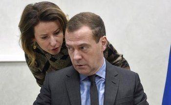 Пресс-секретарь Медведева ответила на расследование ФБК о миллиардах премьера