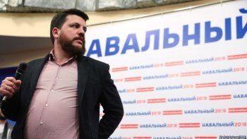 Леонида Волкова задержали через четыре часа после освобождения