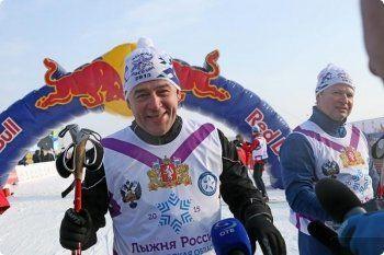 Администрация свердловского губернатора назвала «фейком» распоряжение о митингах в поддержку Куйвашева на «Лыжне России»
