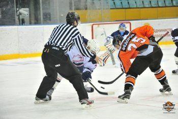 «Спутник» одержал первую победу в чемпионате ВХЛ