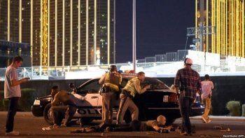 СМИ: В результате стрельбы в Лас-Вегасе погибли более 20 человек