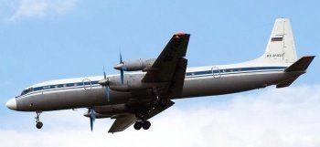На разбившемся Ил-18 летели военные из Свердловской области