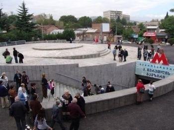 Метрополитен Тбилиси закупил рельсы ЕВРАЗ НТМК