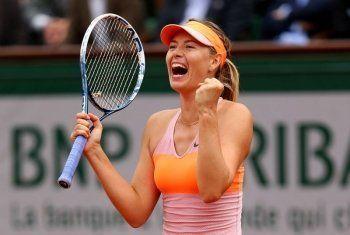 Марию Шарапову признали самой популярной спортсменкой России