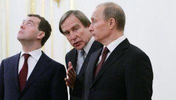 Путин наградил друга-виолончелиста Ролдугина орденом