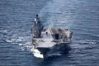 РБК: Сирийский поход «Адмирала Кузнецова» стоил до 10 миллиардов рублей