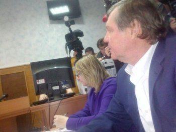 В Екатеринбурге суд поместил барда Александра Новикова под домашний арест