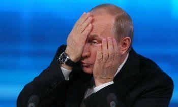 Изображение Путина с накрашенными губами признали экстремистским