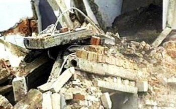 В Нижнем Тагиле рабочего раздавило бетонными перекрытиями