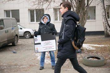 Екатеринбурженка, укоторой после удаления груди опека изъяла детей, объявила голодовку (ВИДЕО)