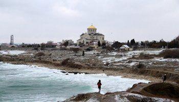 РПЦ хочет заполучить заповедник «Херсонес Таврический»