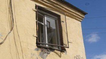 В Тагиле преступник опять выпрыгнул из окна. На этот раз на Вагонке