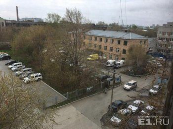 ОМОН задержал расстрелявшего реанимобиль в Екатеринбурге