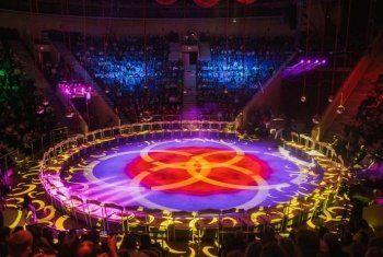 На внутреннее освещение цирка в Нижнем Тагиле потратят 58 миллионов рублей
