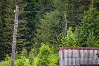 После публикации АН «Между строк» мэрия Нижнего Тагила пообещала восстановить электроснабжение в Нижней Ослянке