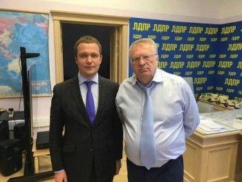 Свердловского депутата Госдумы Данила Шилкова назначили ответственным за деньги и кадры в ЛДПР