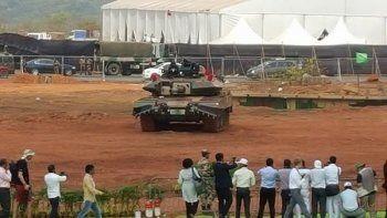 «До Russia Arms Expo им далеко». Руководство УВЗ оценило выставку вооружения в Индии