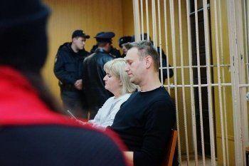Навального оштрафовали на 20 тысяч рублей за организацию митинга