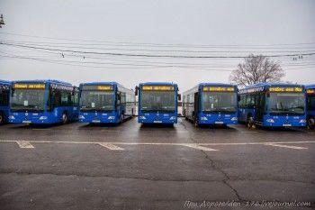 Правительство выделило Свердловской области 143 миллиона на новые автобусы